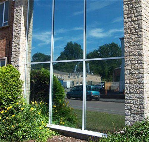 Fancy Fix Daytime Privacy Mirror Residential Window Film Window Film Window Film Privacy Adhesive Window Film