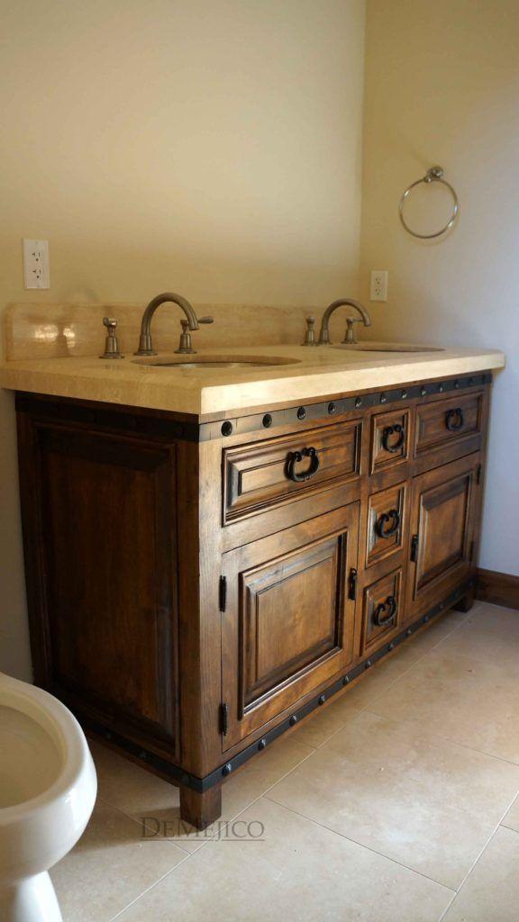 Spanish Style Bathroom Sinks And Vanities