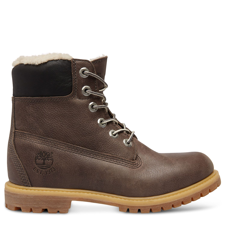 ca9fb7213141 Timberland - Women s 6-Inch Premium Fleece Lined Waterproof Boot ...