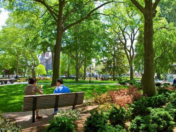 morristown green NJ Favorite Places Spaces Pinterest