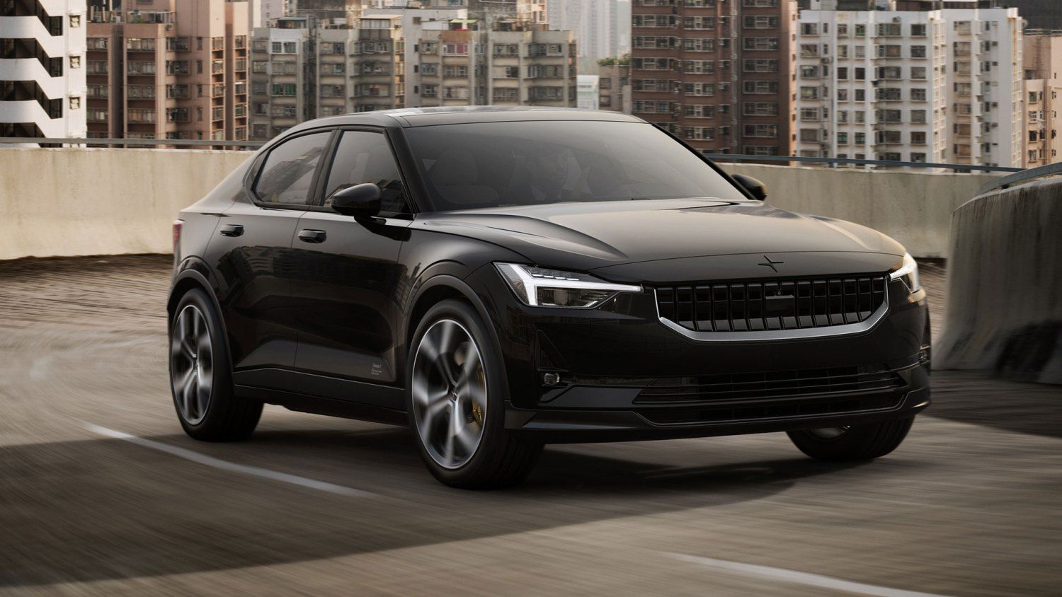 Allelectric Polestar 2 to cost nearly £50,000 in 2020