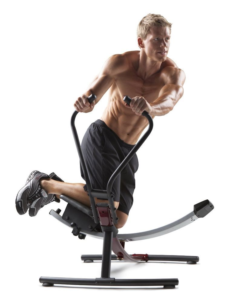 Abdominal exercise equipment fitness workout machine abs exerciser