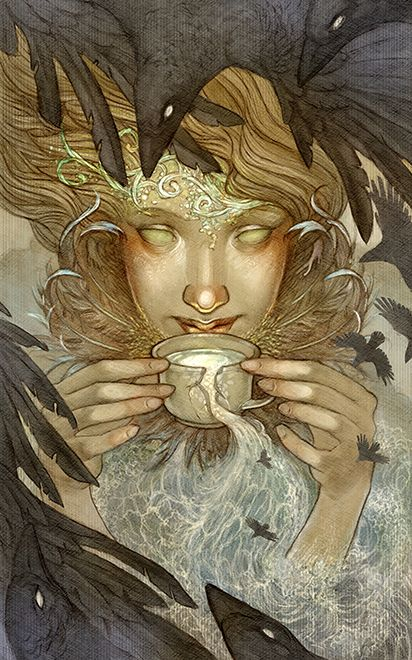 Book Covers and Magical Illustrations by A.M.Sartor   The Dancing Rest http://thedancingrest.com/2015/07/20/book-covers-and-magical-illustrations-by-a-m-sartor/