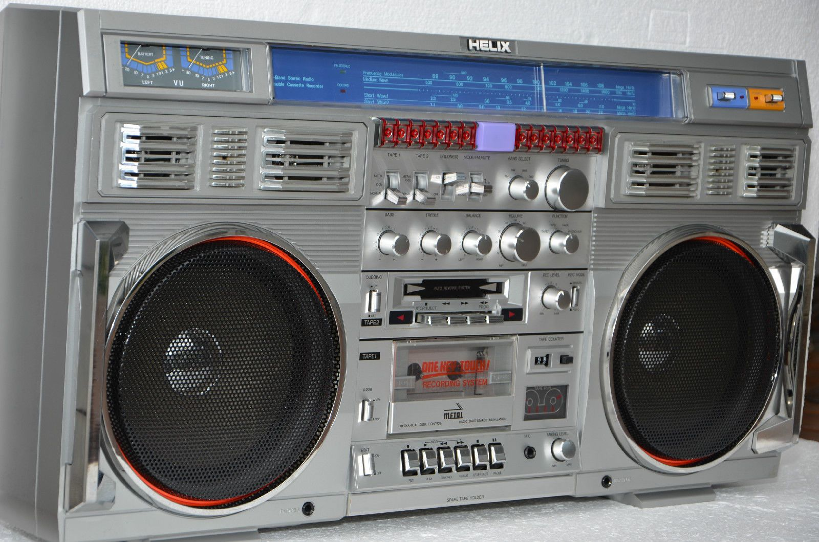 80s Boombox Stock Photo & More Pictures of 1980-1989 - iStock  |80s Boombox
