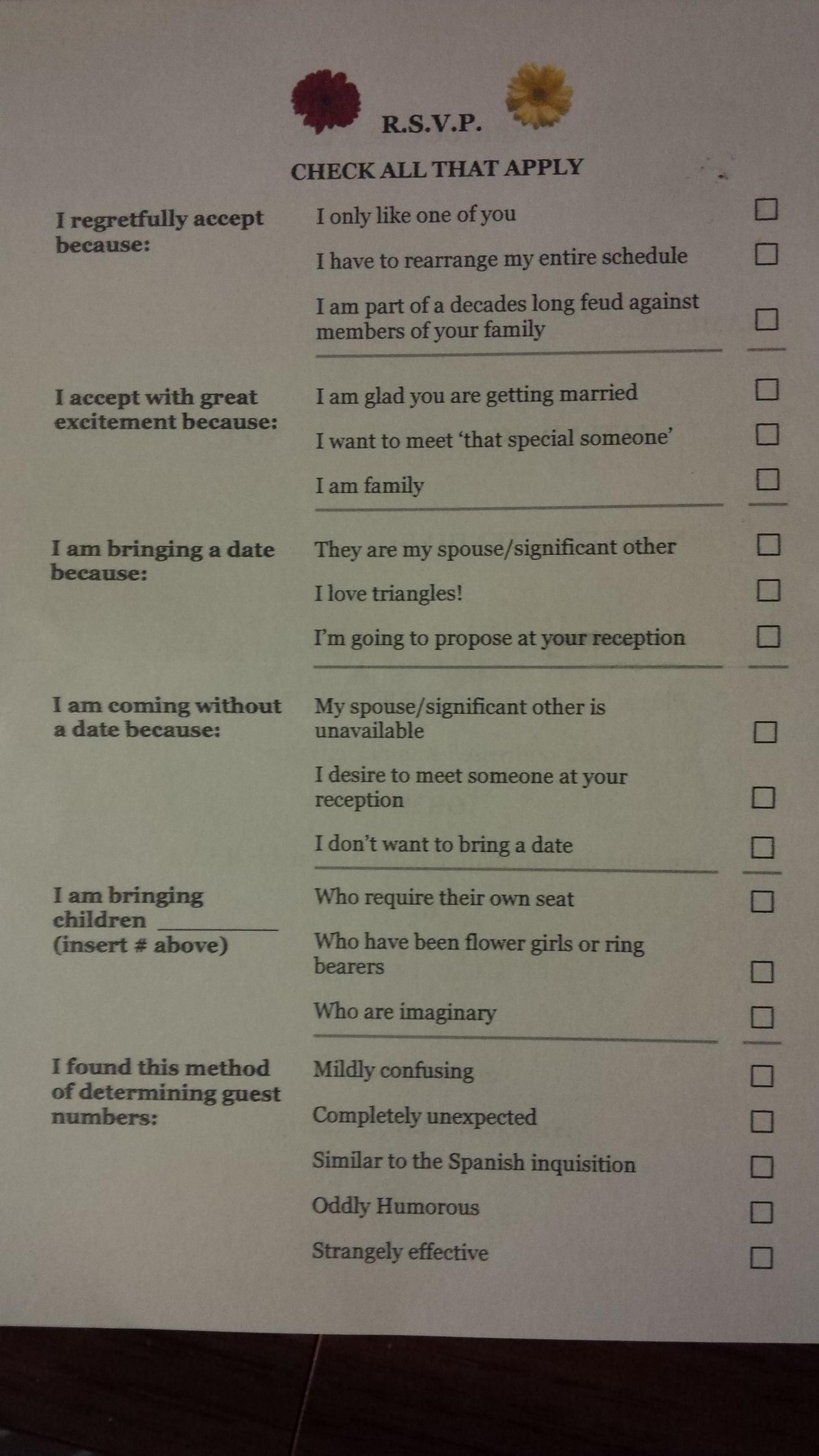 this is a wedding invitation i recieved invites pinterest