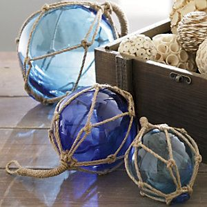 Decorative Woven Balls Twine Woven Hanging Glass Balls  Decor  Pinterest  Glass