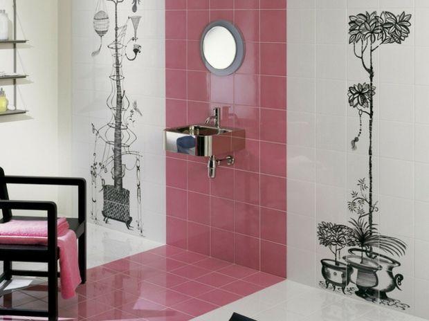 Quelques idées carrelage personnalisé par Ceramica Bardelli - prix carrelage salle de bain