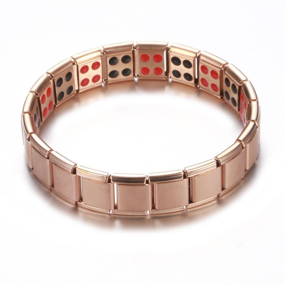 Healthy germanium magnetic therapy bracelet for men u women in
