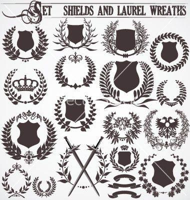 shield vector free download
