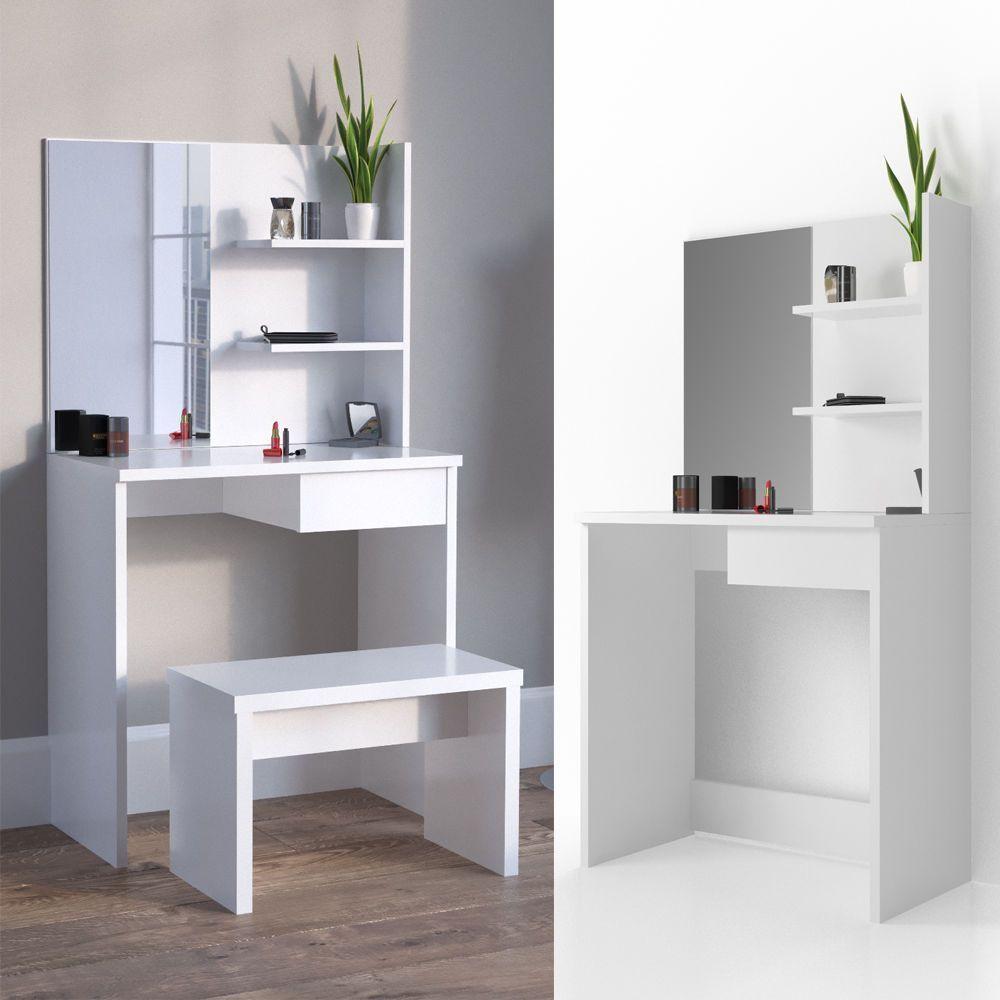 Best Vanity Dresser Modern Make Up Dressing Table With Mirror 400 x 300