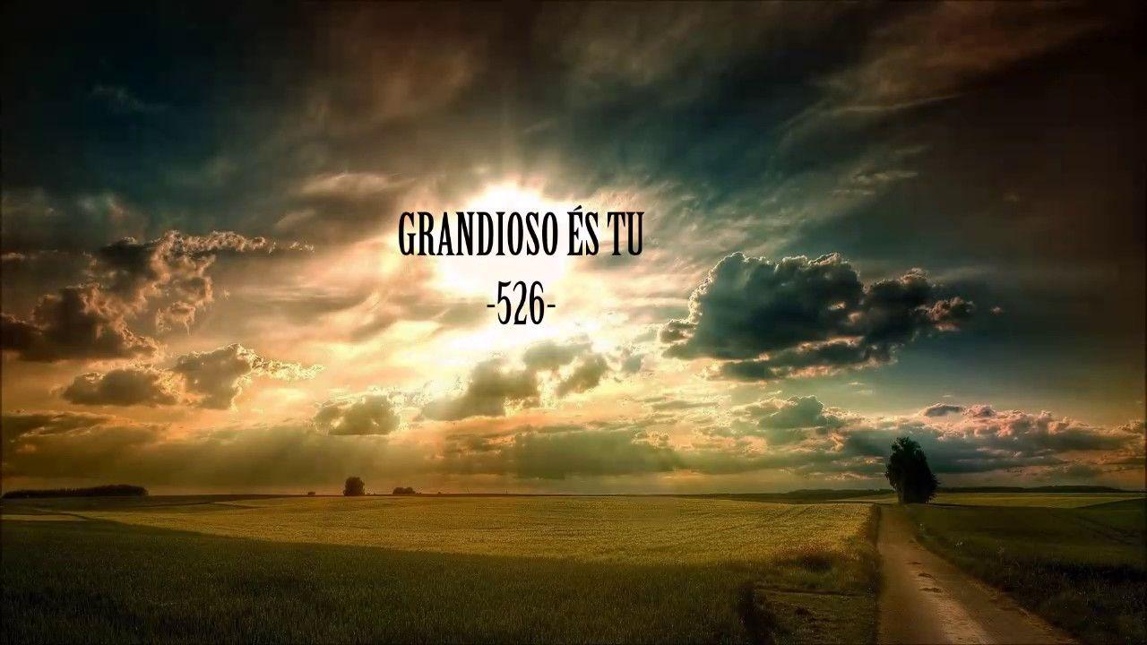 HARPA CRISTÃ: GRANDIOSO ÉS TU (526) em 2020 | Harpa cristã, Música gospel,  Cristo