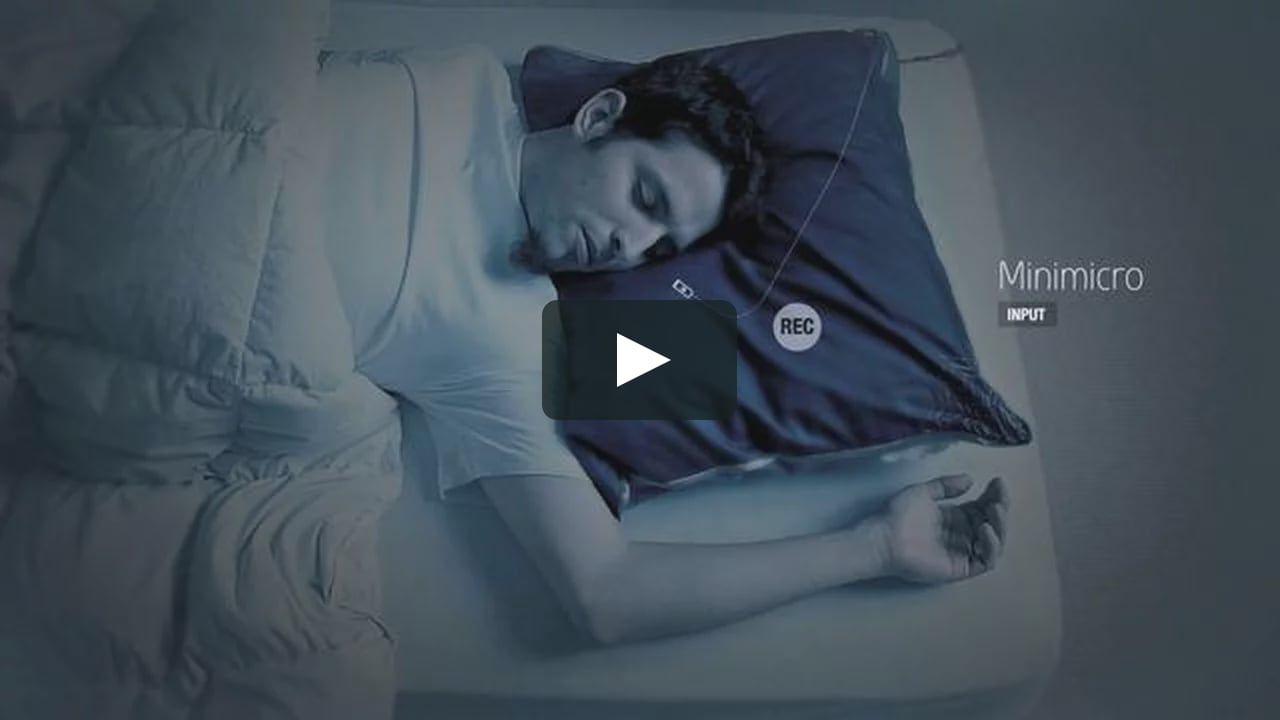 DreamCloud is a system (pillow and smartphone application) that records a sleeper's dream. The pillow works as silent alarm clock and recording device which…