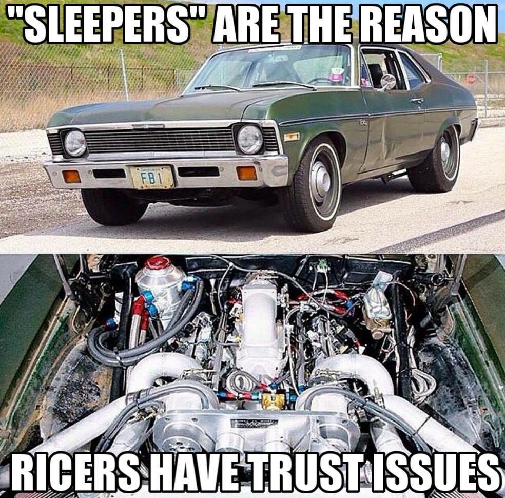 Nova Sleeper Novas Pinterest Cars Cars And Motorcycles And