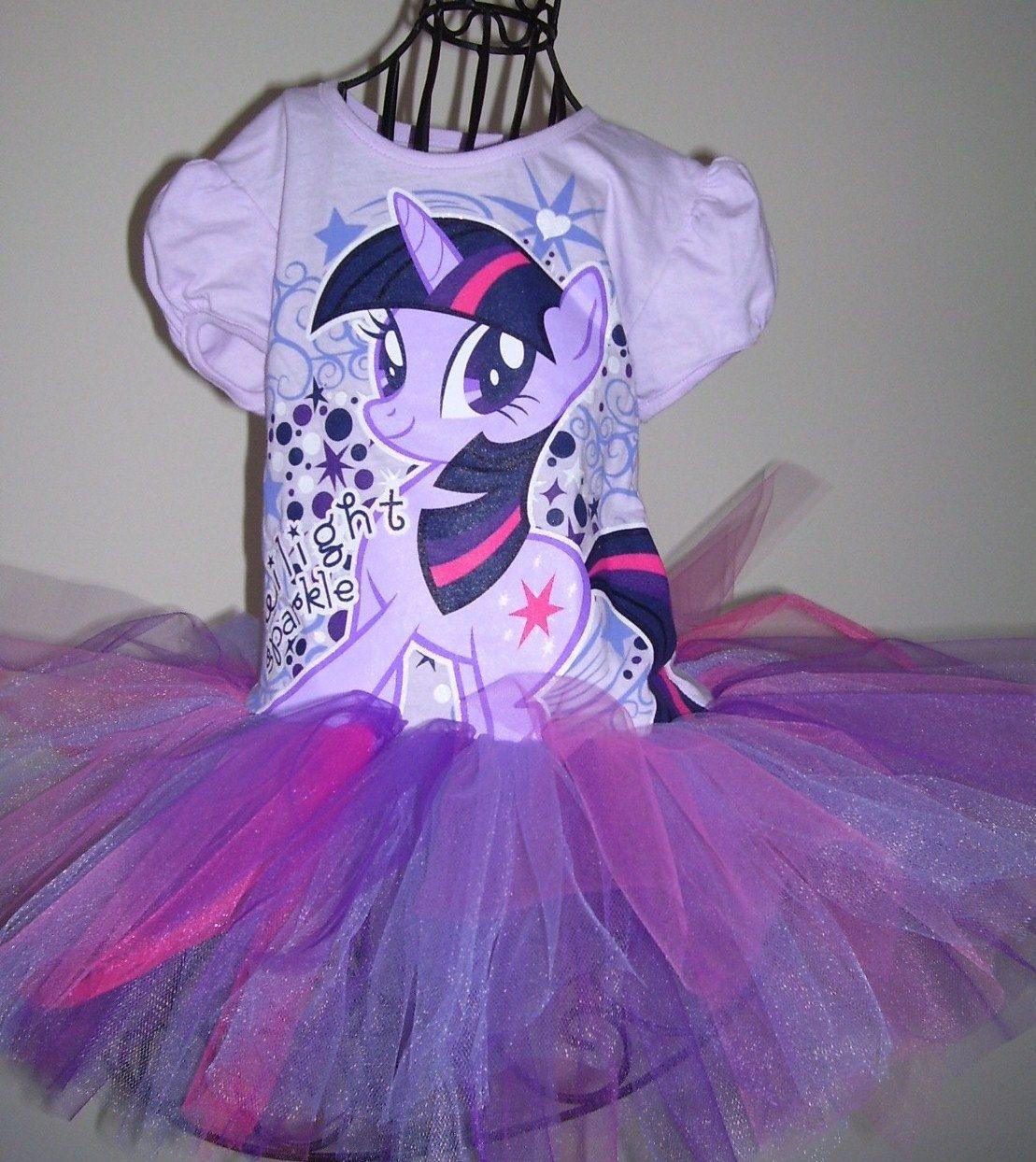 dd6cc722d My Little Pony ..Twilight Sparkle tutu dress. sizes 2t..3t..4t..5t ...