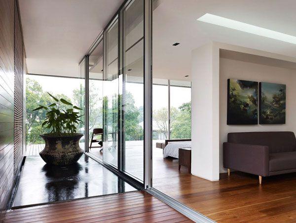 Enchanting Feng Shui Notes Remarkable Jkc 1 House In Singapore Con Imagenes Diseno Casas Modernas Fashadas De Casas