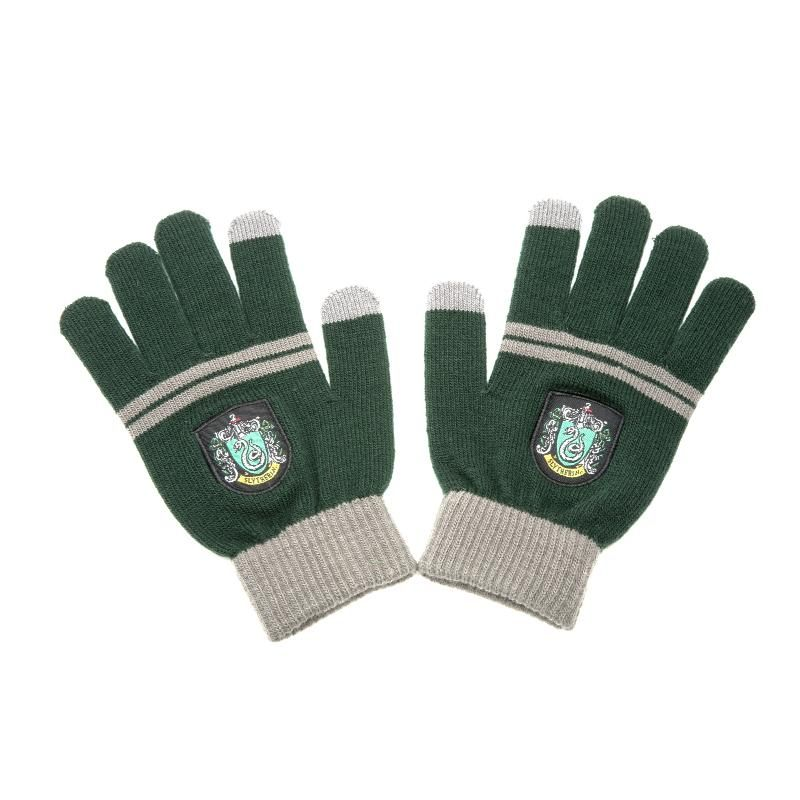 """Harry Potter Slytherin Screentouch """"Magic Touch"""" Gloves by Cinereplicas"""