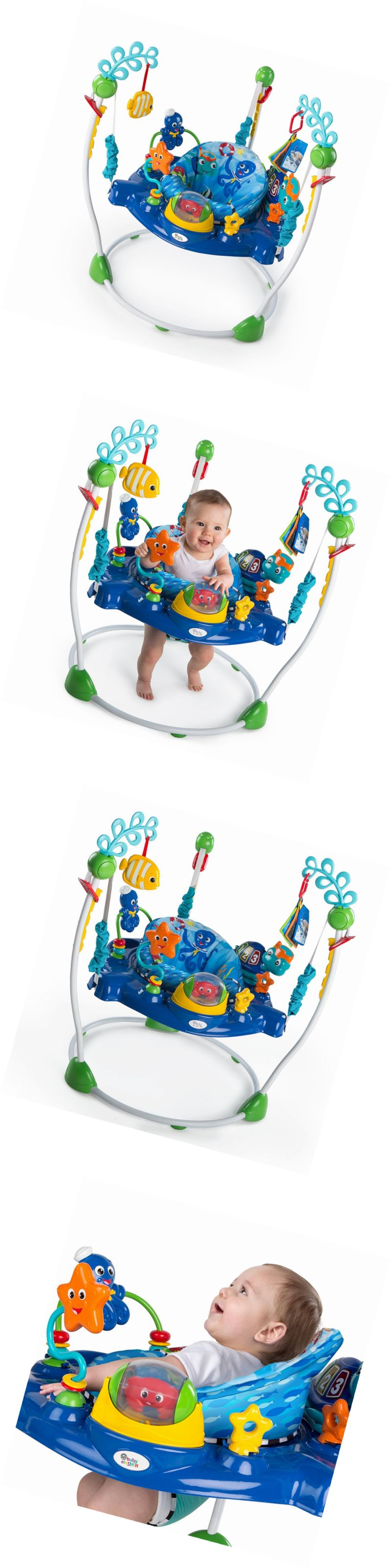 119e4bcabcde Baby Einstein Neptunes Ocean Discovery Jumper