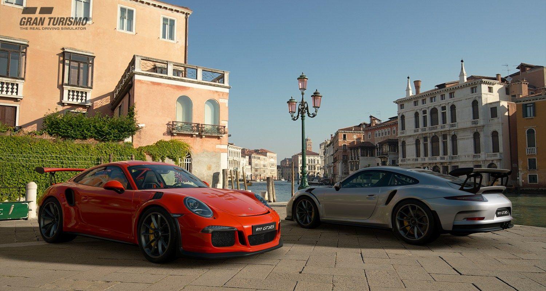Gran Turismo Sport So many beautiful cars Porsche