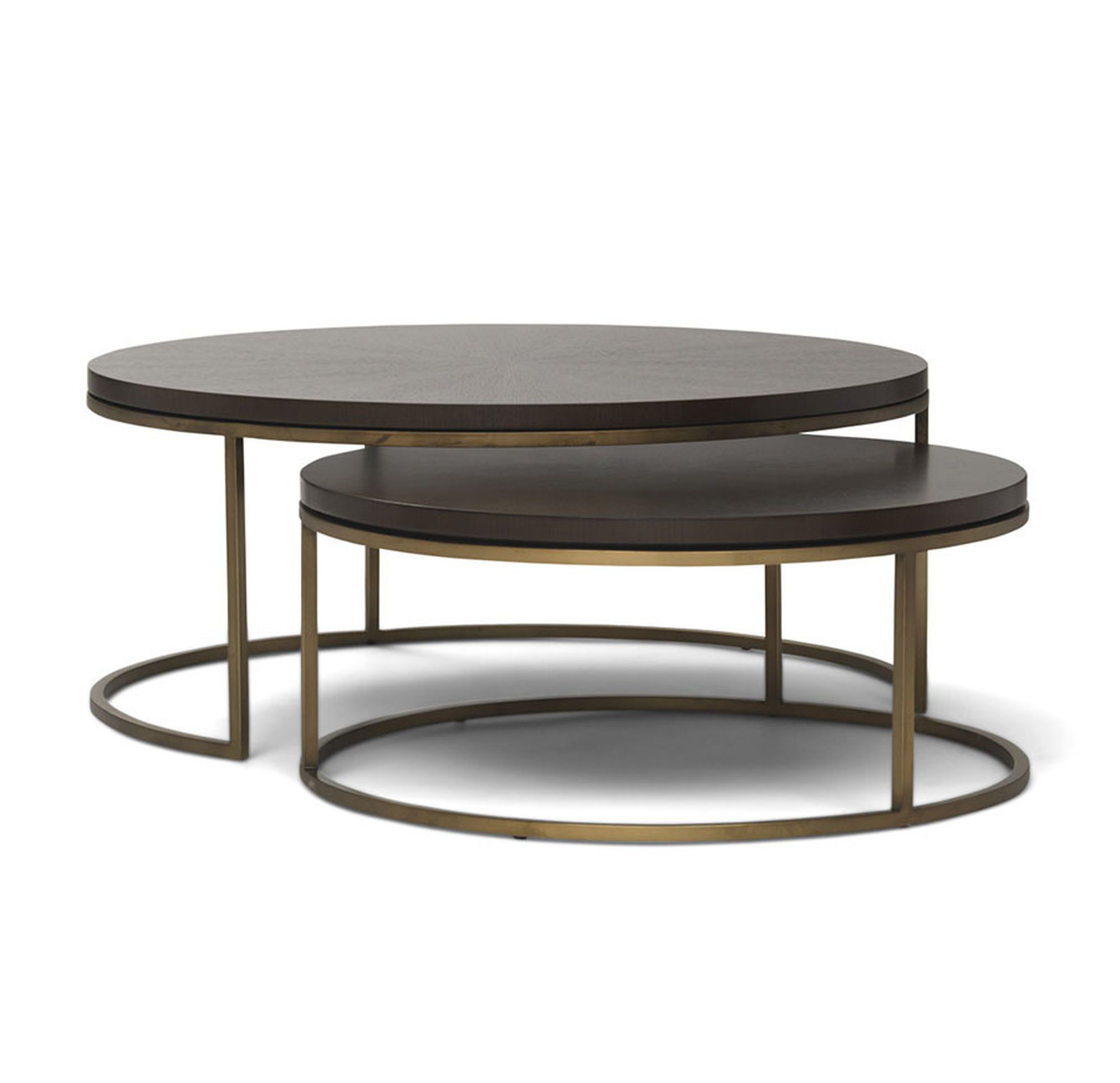 Bassey Nesting Cocktail Table Mitchell Gold Bob Williams Coffee Table Bronze Coffee Table Nesting Cocktail Table [ 1933 x 2000 Pixel ]