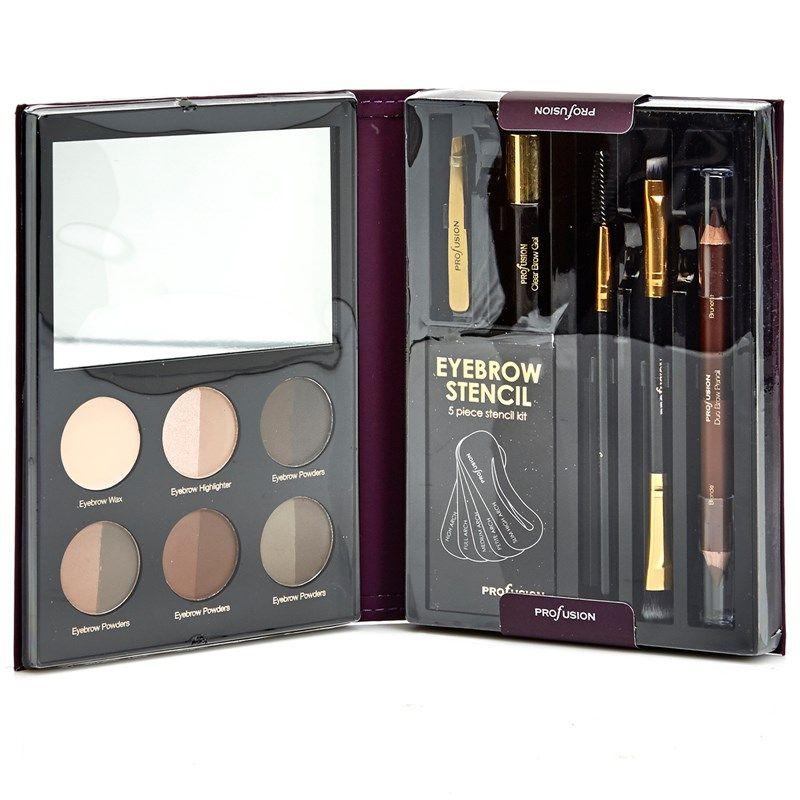 Eyebrow makeup kit 13 piece set 545472347 eyebrow makeup