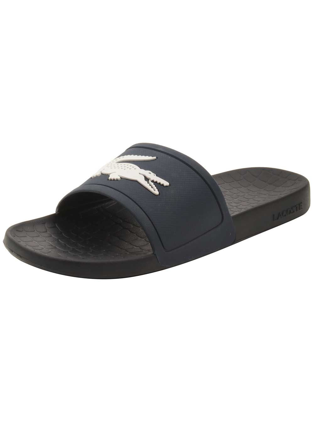 05a09dad502a LACOSTE LACOSTE MEN S FRAISIER 318 1 P SLIDE SANDAL.  lacoste  shoes ...