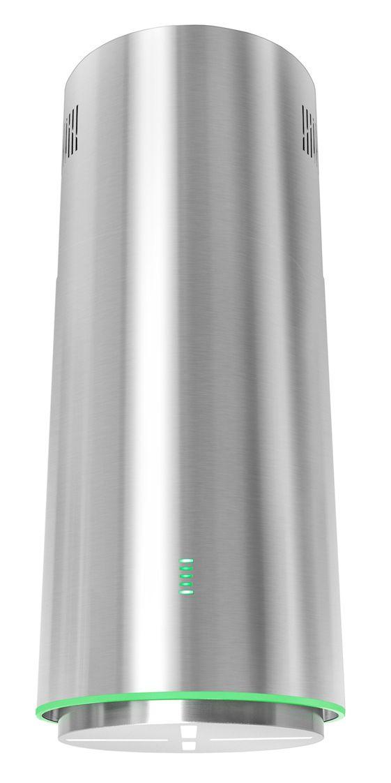 Die Amica Dunstabzugshaube Rondo IH 17393 E ist eine Inselhaube - küchenarmaturen mit schlauchbrause