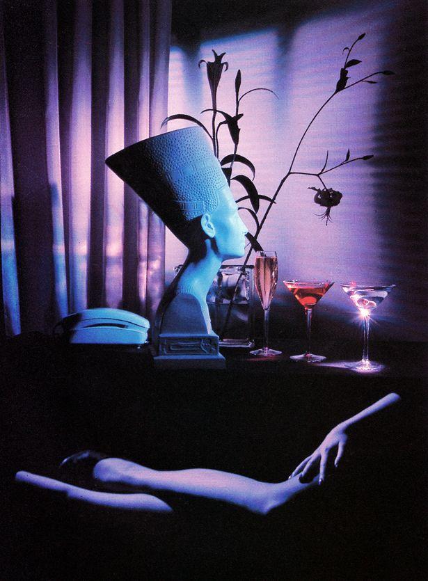 Frank Majore, Nefertiti, 1984 / http://frankmajore.com