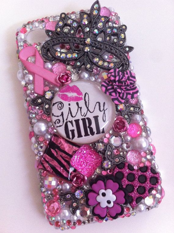 iphone 4 cases for girls girly iphone 4 by mommymisfit on etsy 50 00 17331