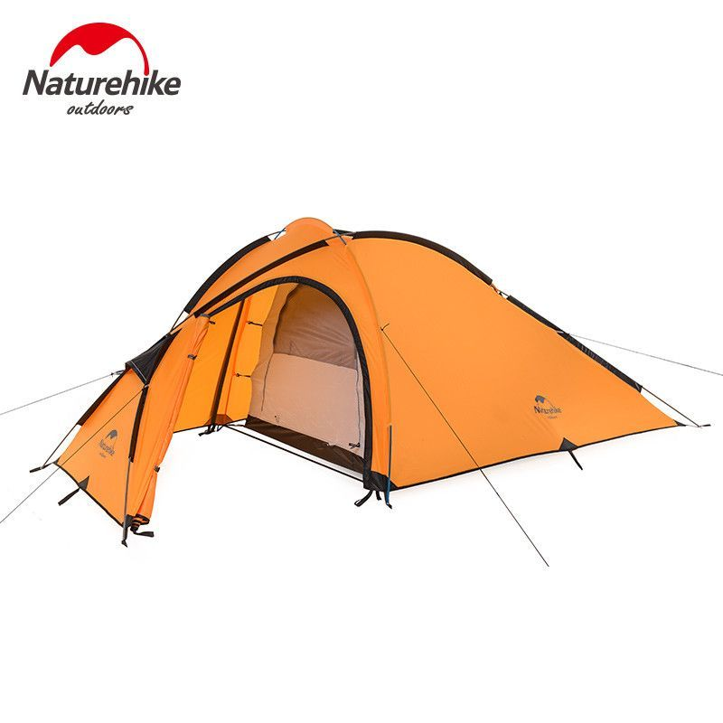 Cheap tent carport Buy Quality tent mat directly from China tent structure Suppliers Naturehike C&ing Tent 3 Person One Bedroom One Living Room Double ...  sc 1 st  Pinterest & Naturehike Camping Tent 3 Person 210T One Bedroom One Living Room ...