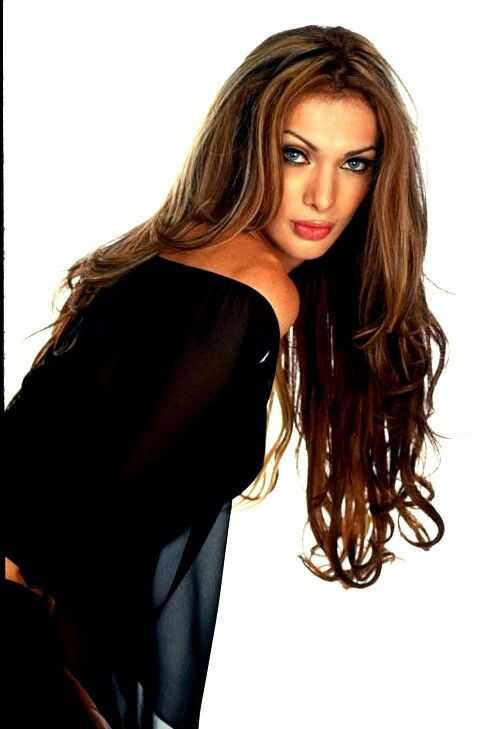 Alexia Acosta is a transwoman from Veracruz in Mexico. A former adult movie  performer (under the name Giselle), she now works as a model.