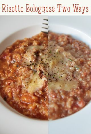 Slow Cooker Pressure Cooker Risotto Bolognese Pressure Cooking Recipes Electric Pressure Cooker Recipes Slow Cooker Pressure Cooker