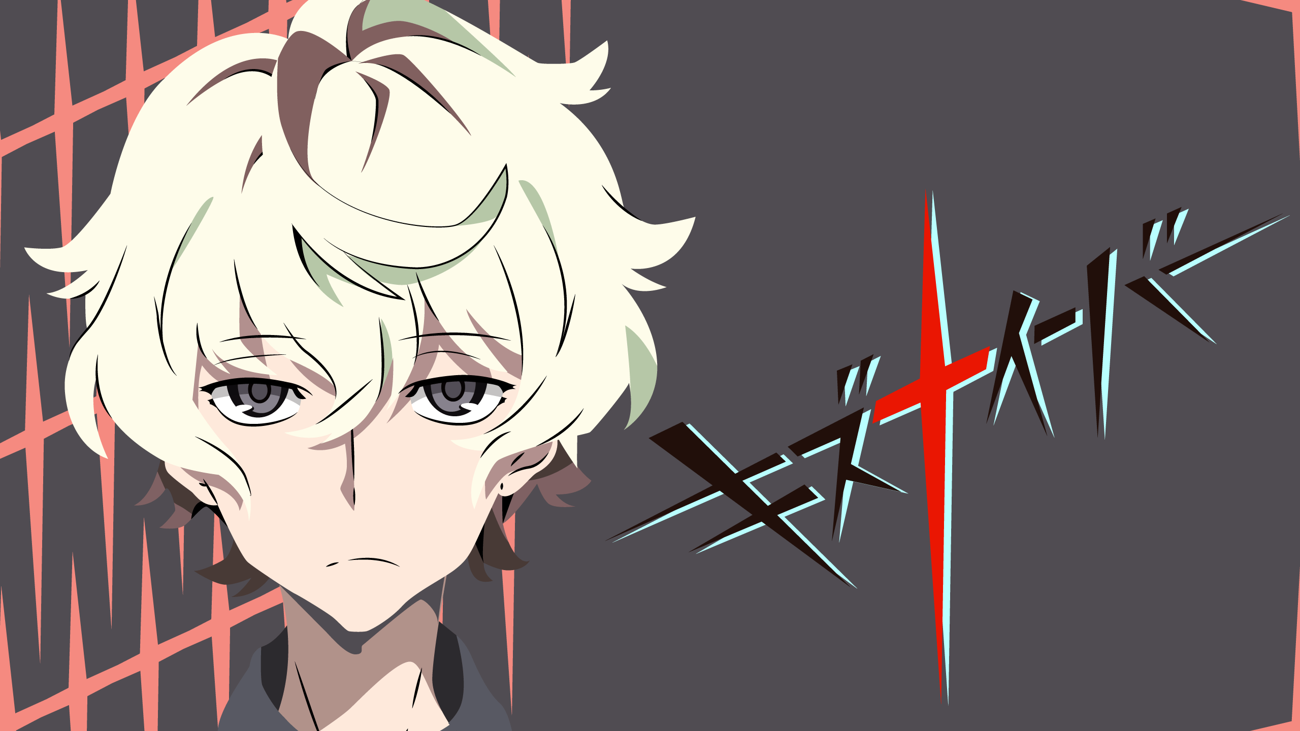 Kiznaiver Katsuhira Desktop Wallpaper 2560 X 1440 Friend Anime Character Wallpaper Anime
