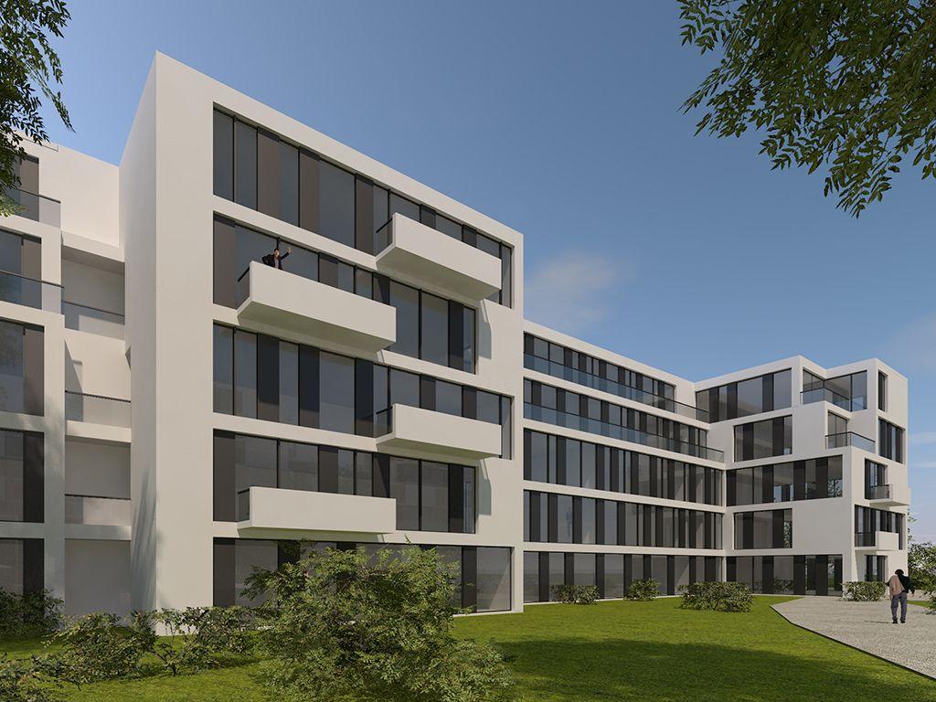 Horstweg Axthelm Rolvien Moderne Architecture