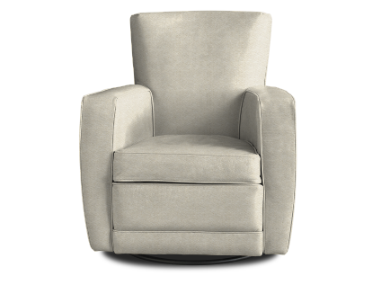 American Leather Swing Chair Swivel Keeps Dropping Ethan Pinterest
