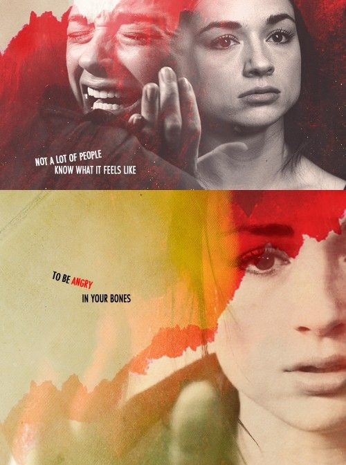Allison Argent used to be normal.