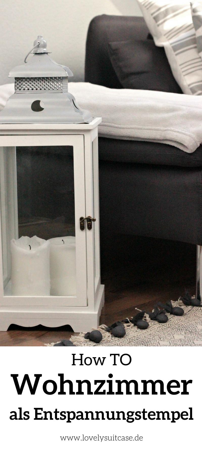 Mach dein Wohnzimmer zum Entspannungstempel | Pinterest | Dekorieren ...