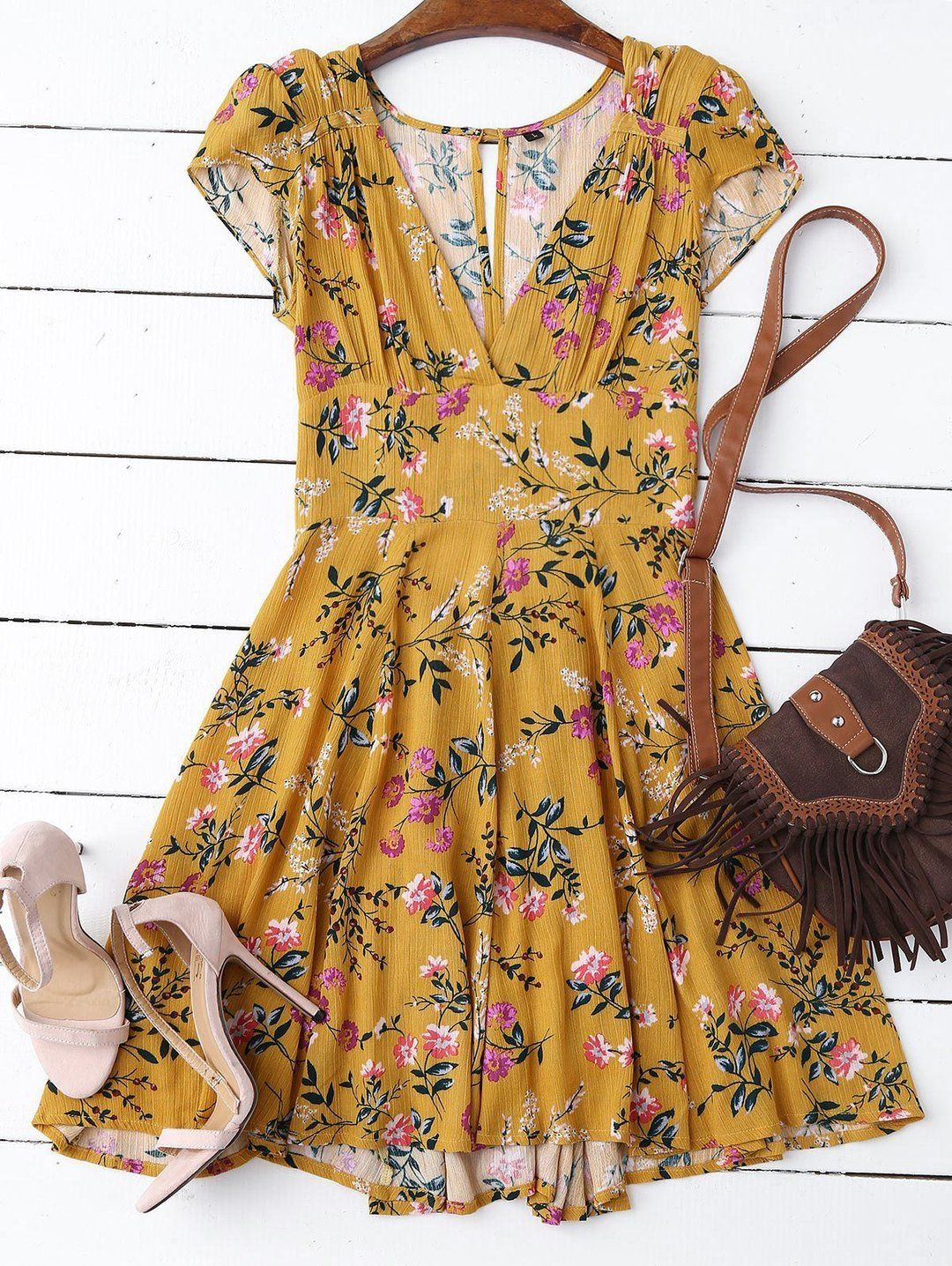 Checkered long sleeve shirt dress fashion pinterest lemon