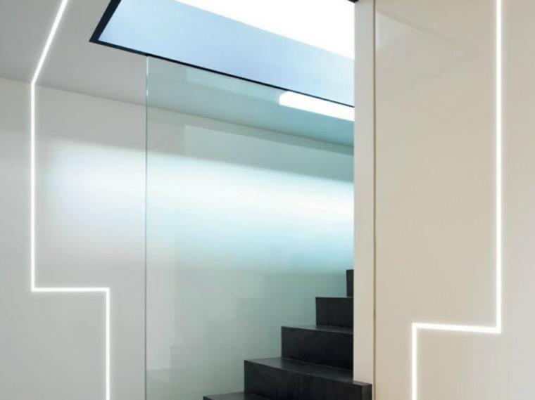 Panzeri LED-Leuchten für die Innenbeleuchtung Dekoration - led leuchten wohnzimmer