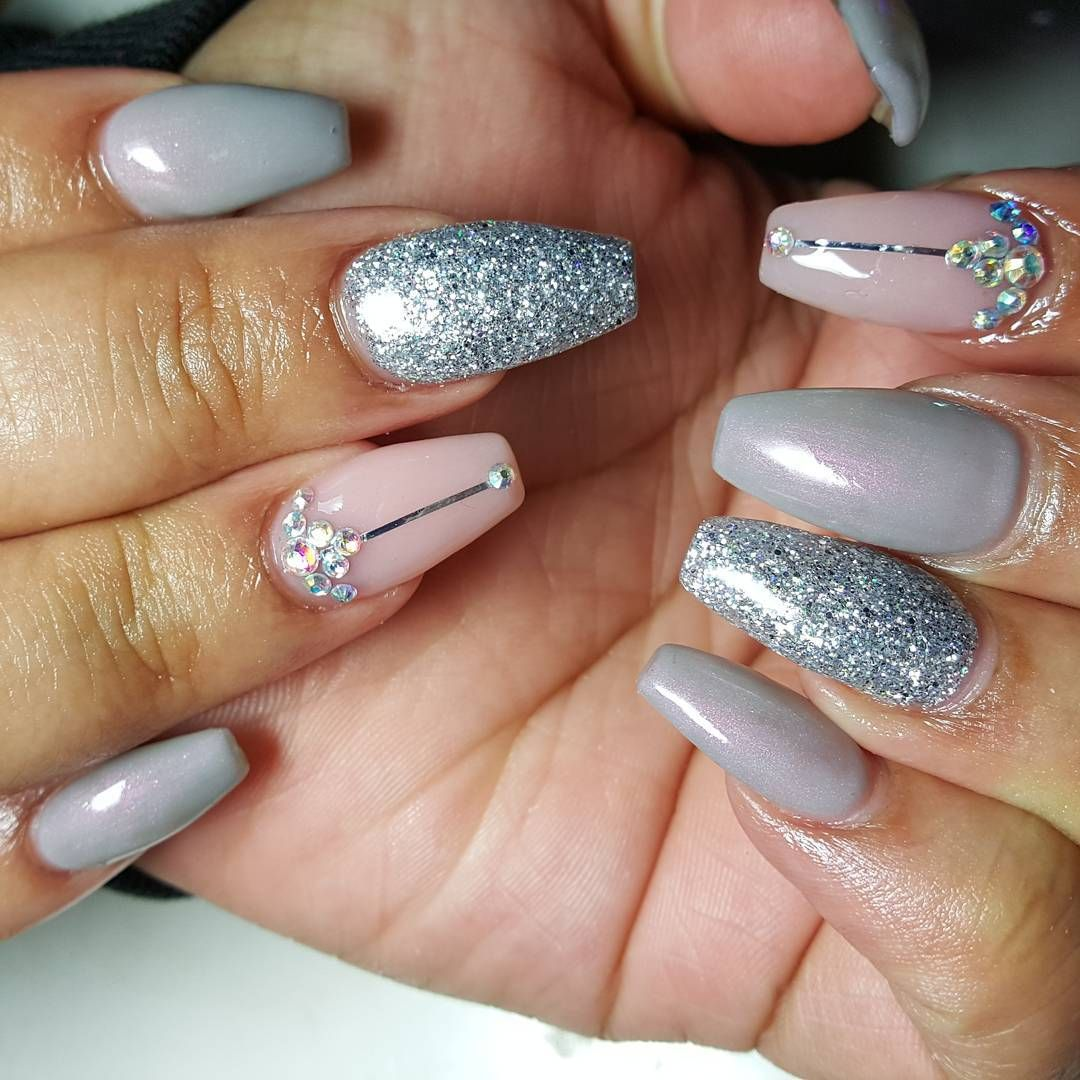 awesome 25 Fancy Ideas On Casket Nails - Trendy and Exclusive ...