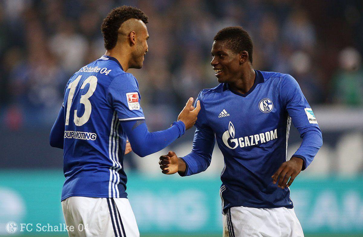 Schalke Gladbach 4 0