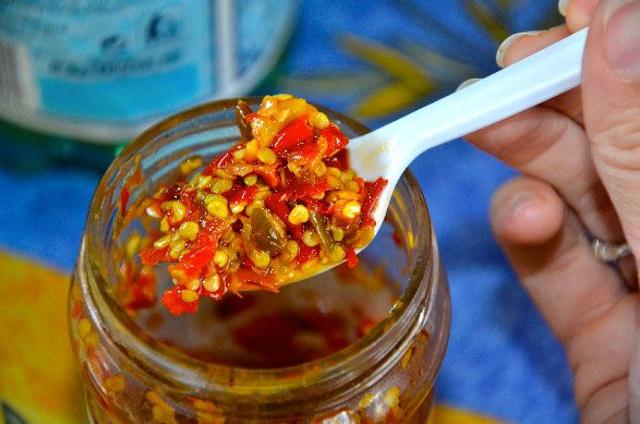 Recettes de p te de piments rouges et de piment la p te vert aux piments verts de la r union - Cuisiner des betteraves rouges ...