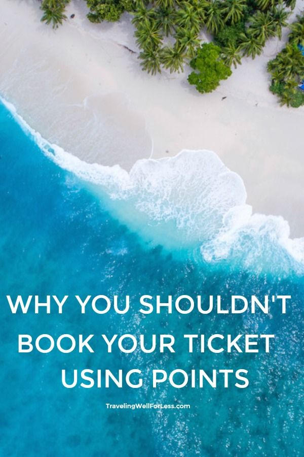 Why You Shouldn T Book Your Ticket Using Thankyou Points Travel