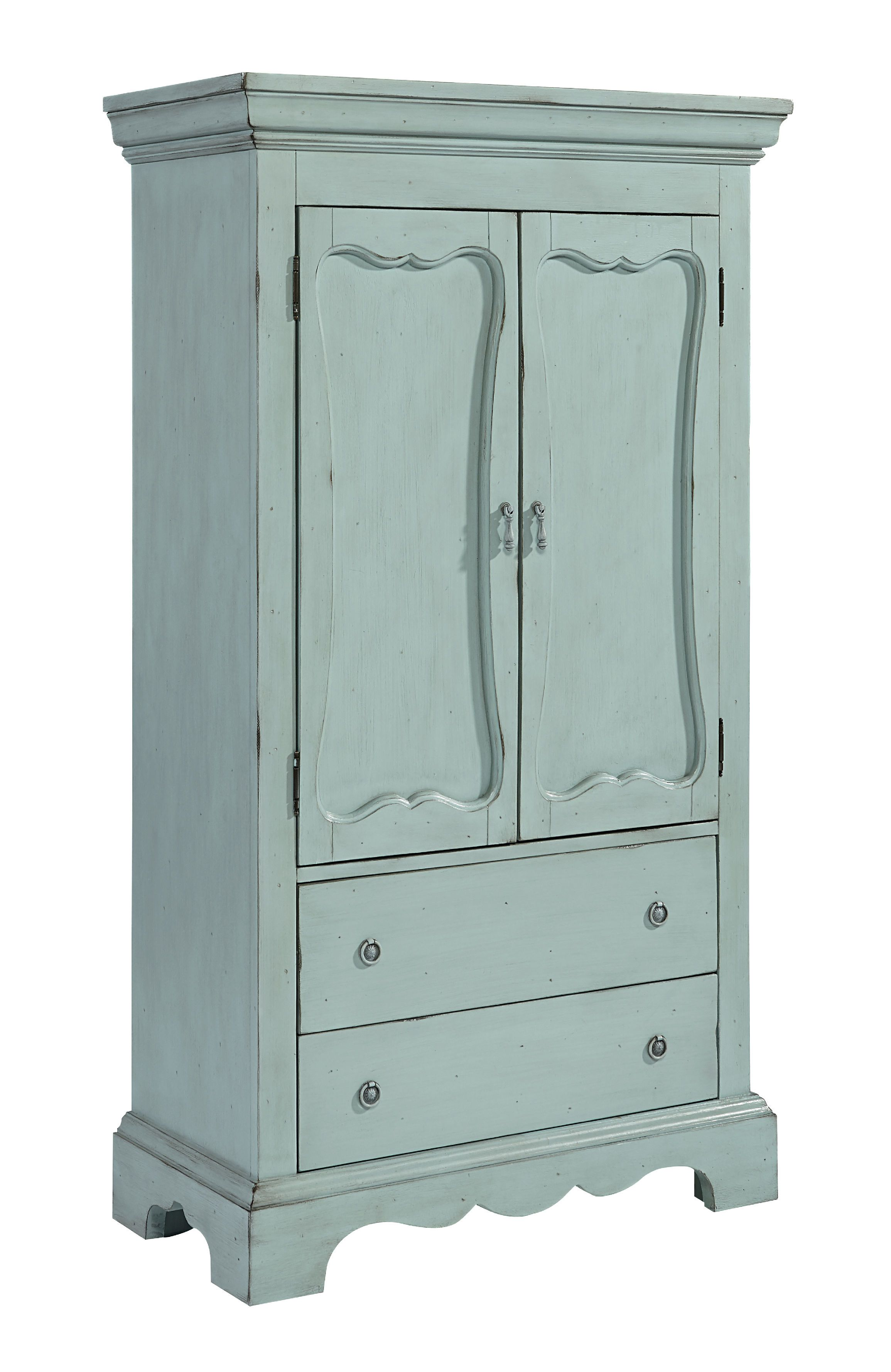 If You Need Great Storage, Then You Will Find It In Magnolia Homeu0027s Double  Door French Inspired Cameo Armoire. Styled After A Grand Old Piece, ...
