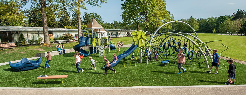 City hall park affordable playground city hall