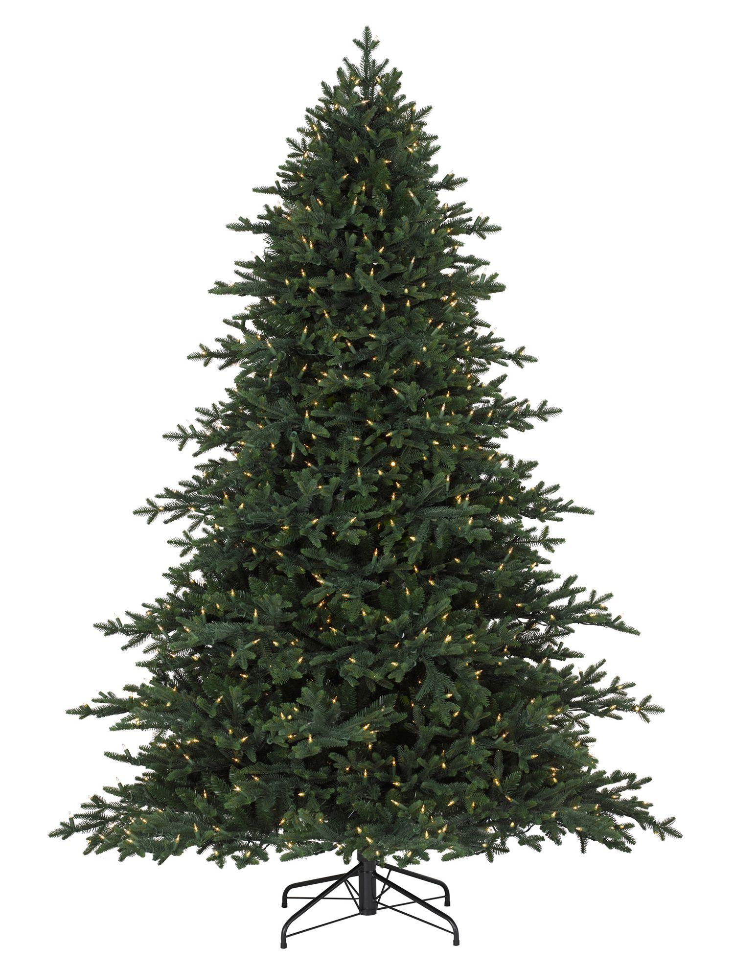 Balsam Pre Lit Christmas Tree