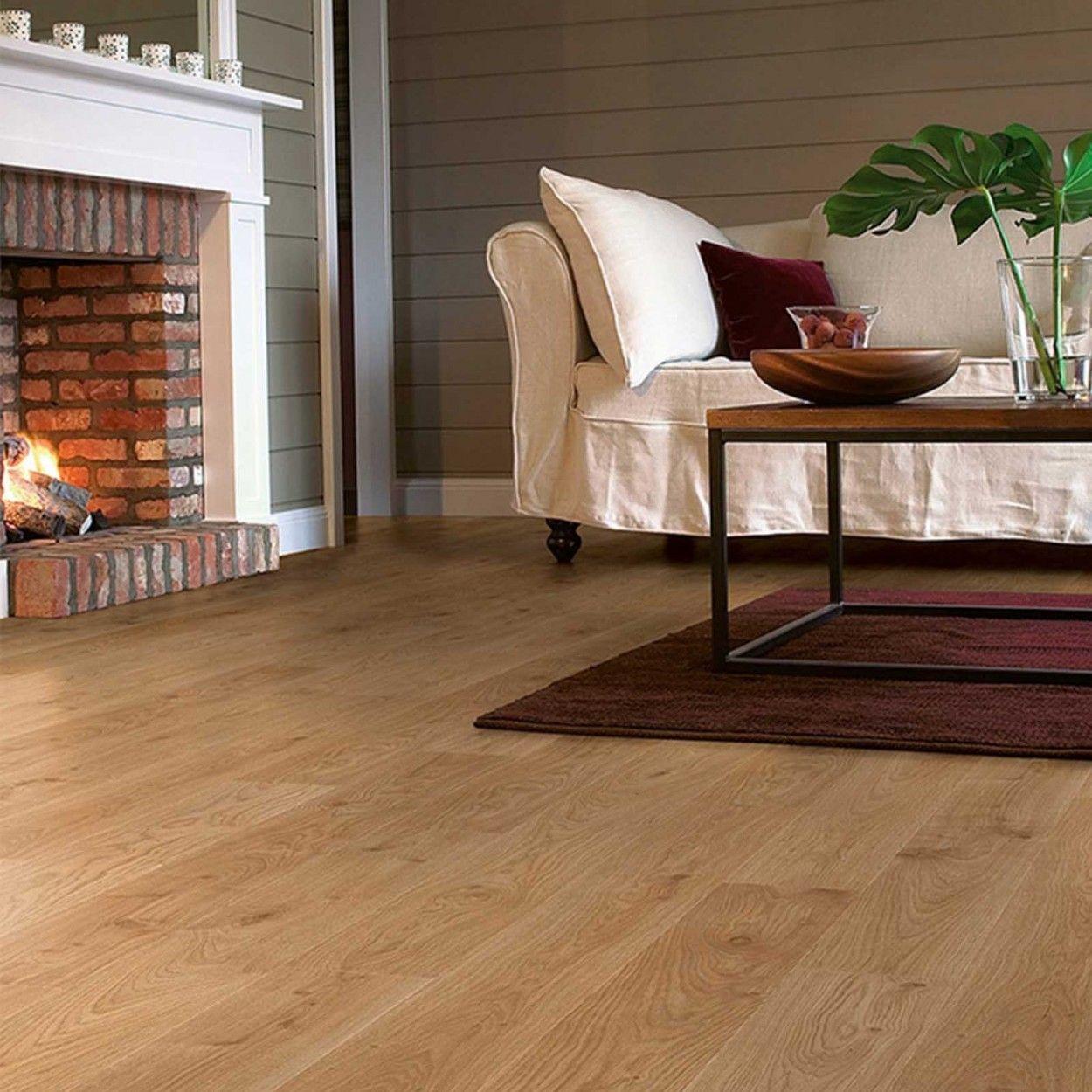 Quick Step Elite Ue1491 White Oak Light Vinyl Wood Flooring