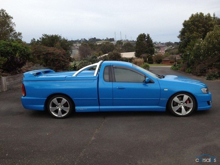 2005 Ford Performance Vehicles Pursuit BF Sports Automatic