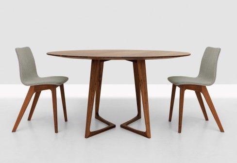 Tisch Twist rund runder esstisch Pinterest Ovaler tisch - kleiner k chentisch mit 2 st hlen