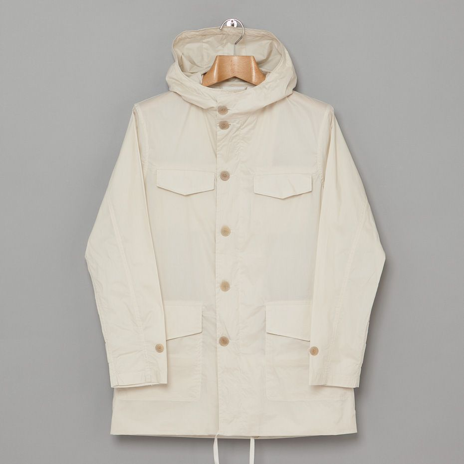 Our Legacy Cloud Jacket - Creamy Paper.