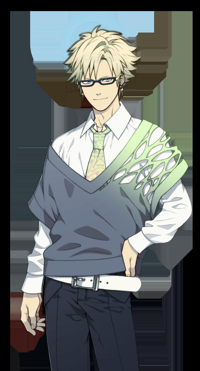 Virus Dramatical murder, Anime and Supernatural